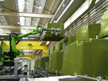 تولید سطل های زباله پلاستیکی