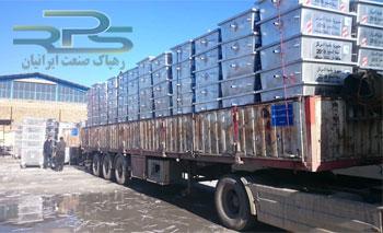 تولید و صادرات سطل های زباله گالوانیزه