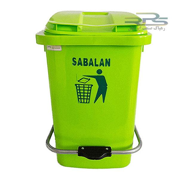 سطل زباله پدالدار 12 لیتری