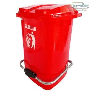 سطل زباله پدالدار 20 لیتری
