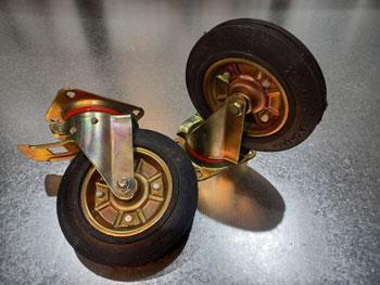 چرخ رینگ فلزی درجه یک