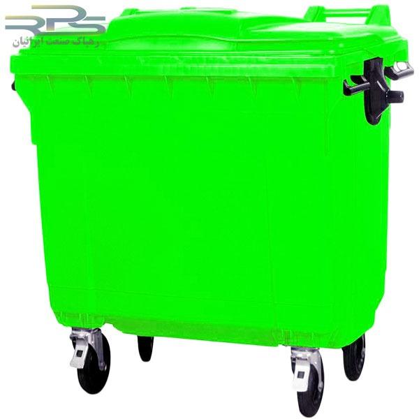 سطل زباله 1100 لیتری شهری