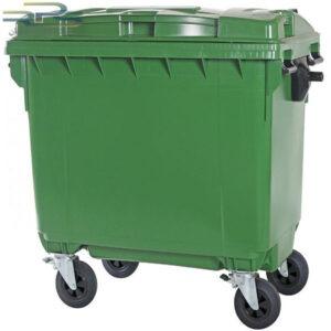 باکس زباله 660 لیتری